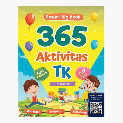 Smart Big Book 365 Aktivitas TK