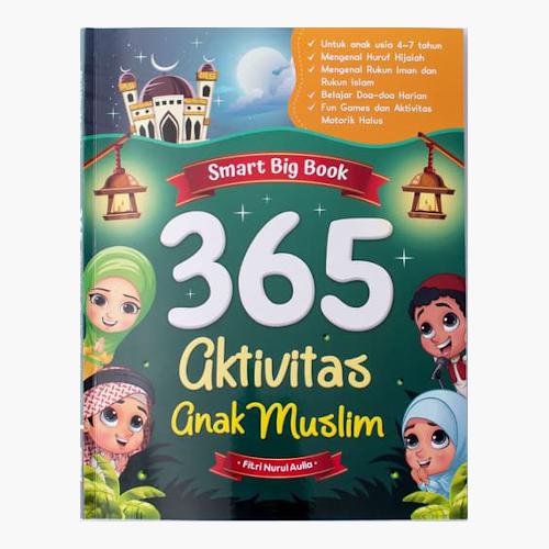 Smart Big Book 365 Aktivitas Anak Muslim