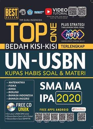 TOP ONE BEDAH KISI-KISI TERLENGKAP UN-USBN SMA IPA 2020