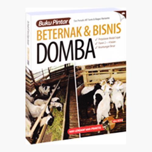 Buku Pintar Beternak & Bisnis Domba
