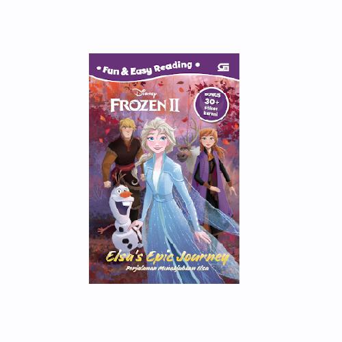 Frozen II: Perjalanan Menakjubkan Elsa