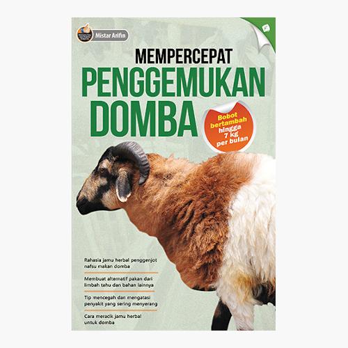 Mempercepat Penggemukan Domba