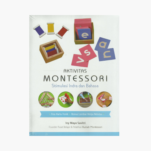 Aktivitas Montessori Stimulasi Indra Dan Bahasa