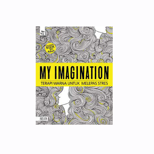 My Imagination - Coloring Book for Adults