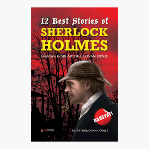 12 Best Stories of Sherlock Holmes (Bahasa Indonesia)