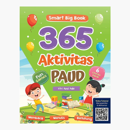 Smart Big Book 365 Aktivitas PAUD