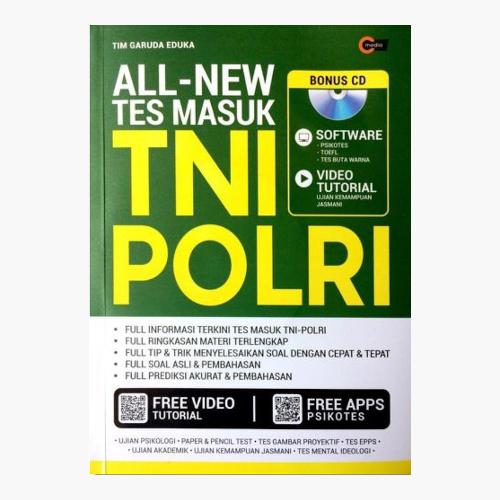 All-New Tes Masuk TNI Polri