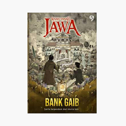 Kisah Tanah Jawa: Bank Gaib