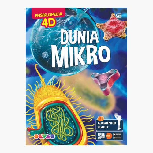 Ensiklopedia 4D: Dunia Mikro