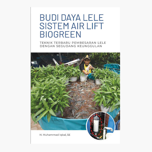 Budi Daya Lele Sistem Air Lift Biogreen