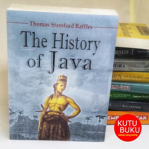 The History Of Java - Raffles