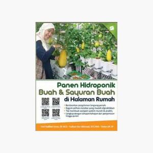 Panen Hidroponik Buah Dan Sayuran Buah Di Halaman Rumah