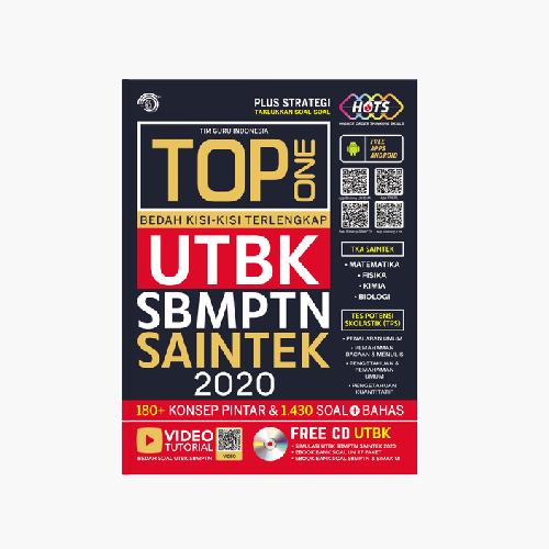 TOP ONE Bedah Kisi-kisi Terlengkap UTBK SBMPTN SAINTEK